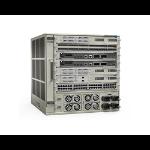 Cisco Catalyst 6807-XL netwerkchassis 10U Grijs