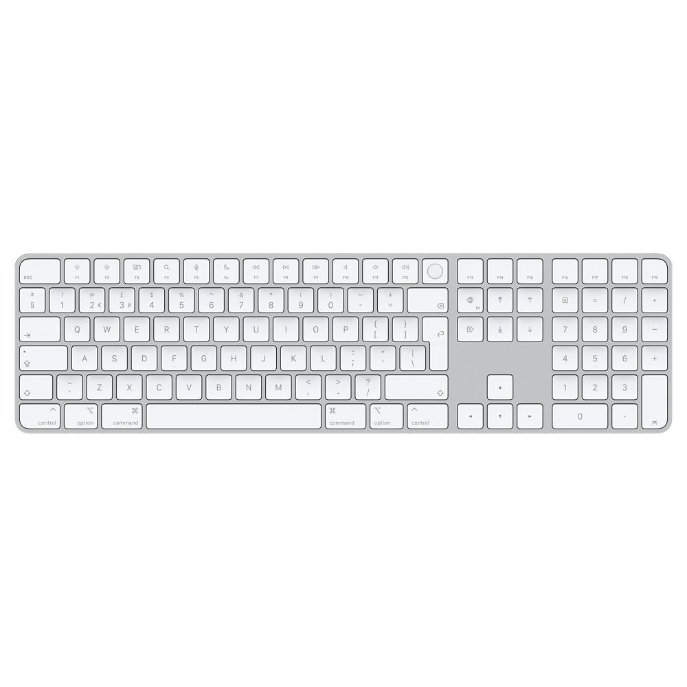 Apple Magic keyboard Bluetooth QWERTY UK English White