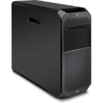 HP Z4 G4 Workstation Intel Xeon W W-2223 16 GB DDR4-SDRAM 512 GB SSD Tower Black Windows 10 Pro