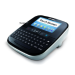 "DYMO LabelManager â""¢ 500TS QWERTY UK"