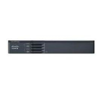 Cisco C866VAE-K9 router Ethernet rápido Negro