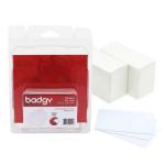 Evolis CBGC0020W blank plastic card