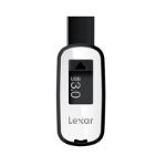 Lexar JumpDrive S25 128GB 128GB USB 3.0 (3.1 Gen 1) Type-A Black,White USB flash drive