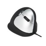 R-Go Tools R-Go HE Mouse, Ergonomisch muis, Large (Handlengte boven de 185mm), Rechtshandig, bedraad