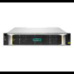 Hewlett Packard Enterprise MSA 2060 disk array Rack (2U)