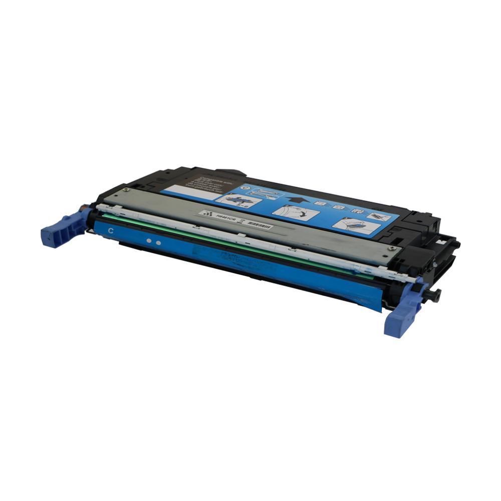 Remanufactured HP Q6461A (644A) Cyan Toner Cartridge
