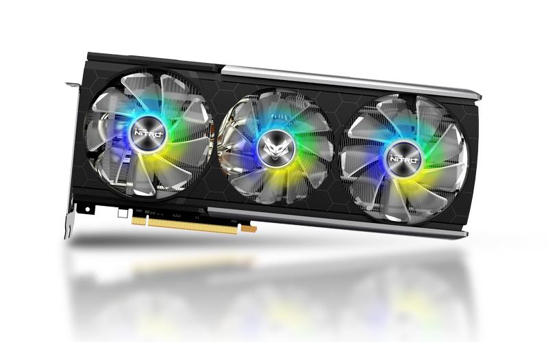 Video Card Nitro+ Radeon Rx 5700 Xt Sp Ed 8g Gddr6 Dual Hdmi/dual Dp Oc