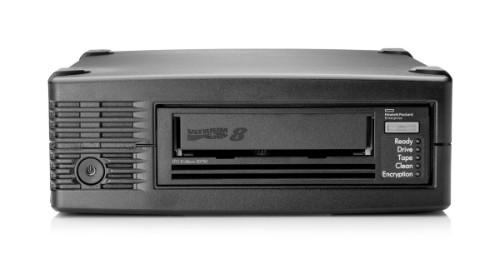 Hewlett Packard Enterprise StoreEver LTO-8 Ultrium 30750 tape drive 12000 GB
