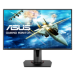 "ASUS VG278Q LED display 68.6 cm (27"") Full HD Flat Matt Black"