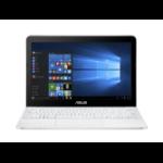 """ASUS X206HA-FD0051T 1.44GHz x5-Z8350 11.6"""" 1366 x 768pixels White Notebook"""