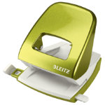 Leitz NeXXt WOW hole punch 30 sheets Green,White