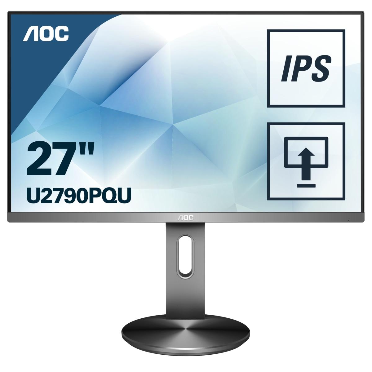 AOC Pro-line U2790PQU computer monitor 68.6 cm (27