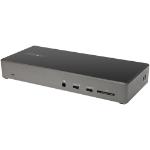 StarTech.com DK31C2DHSPD notebook dock/port replicator Wired USB 3.2 Gen 2 (3.1 Gen 2) Type-C Black, Gray