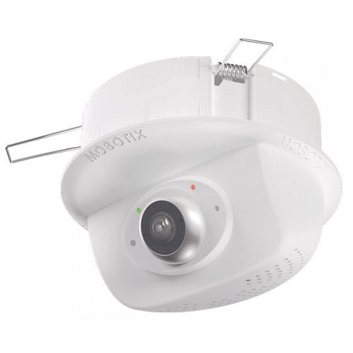 Mobotix p25 IP security camera Indoor Dome White