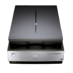 Epson Perfection V800 6400 x 9600 DPI Flatbed scanner Black,Metallic A4