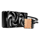 Cooler Master Seidon 240V Processor liquid cooling