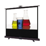 "HERMA Show IT 80"" 4:3 projection screen"