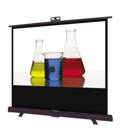 """HERMA Show IT 80"""" 4:3 projection screen"""