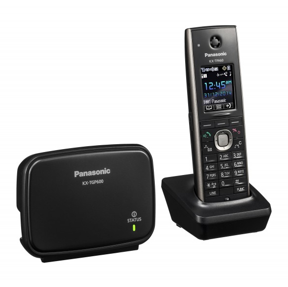 Cordless Dect Phone KX-TGP600/ Single with Base