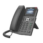 Fanvil X3SP V2 IP phone Black 2 lines