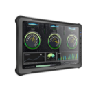 Getac F110 G4 7th gen Intel® Core™ i7 i7-7500U 256 GB Black