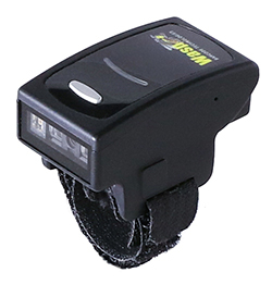 WRS100 RING BARCODE SCANNER 1D SBR BLUETOOTH                 IN