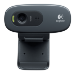 Logitech C270 webcam 3 MP 1280 x 720 Pixels USB 2.0 Zwart