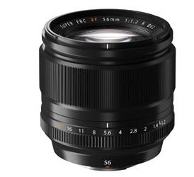 Fujifilm XF56mmF1.2 R SLR Standard lens Black
