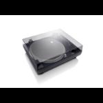 Lenco L-400 audio turntable Direct drive audio turntable Black
