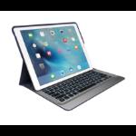 Logitech Create Smart Connector QWERTZ German Black,Grey mobile device keyboard