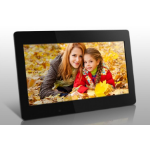 "Aluratek ADMPF118F digital photo frame 18.6"" Black"