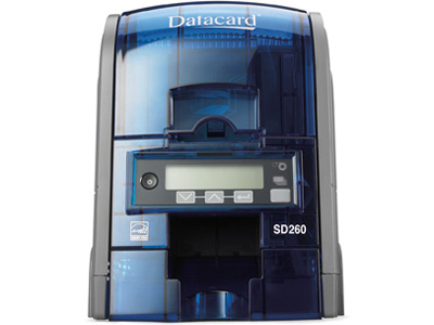 DataCard SD260 plastic card printer Dye-sublimation Colour 300 x 300 DPI