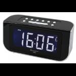 Soundmaster FUR4005 Clock Black,Silver radio