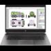 """HP ZBook Studio x360 G5 Negro Estación de trabajo móvil 39,6 cm (15.6"""") 1920 x 1080 Pixeles Pantalla táctil 9na generación de procesadores Intel® Core™ i7 16 GB DDR4-SDRAM 512 GB SSD Windows 10 Pro"""
