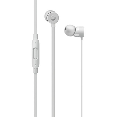 Apple urBeats3 In-ear Binaural Wired Silver mobile headset