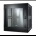 APC NetShelter WX Wall-Mount Enclosure 13U Glass Door Black Bastidor de pared Negro