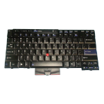 Lenovo 45N2102 notebook spare part Keyboard