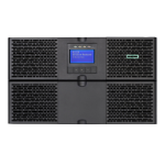 Hewlett Packard Enterprise G2 R8000 uninterruptible power supply (UPS) Double-conversion (Online) 8000 VA 7200 W 6 AC outlet(s)