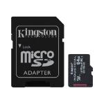 Kingston Technology Industrial memory card 64 GB MicroSDXC UHS-I Class 10