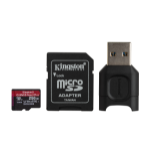 Kingston Technology Canvas React Plus memory card 256 GB MicroSD Class 10 UHS-II MLPMR2/256GB