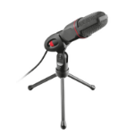 Trust GXT 212 PC microphone Black