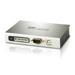 Aten UC2324 interface hub Silver