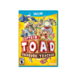 Nintendo Captain Toad: Treasure Tracker Selects Wii U Basic Wii U English video game
