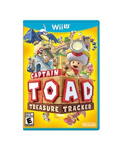 Nintendo Captain Toad: Treasure Tracker Selects Wii U