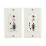 Belkin VGA3.5-WP-100M socket-outlet White