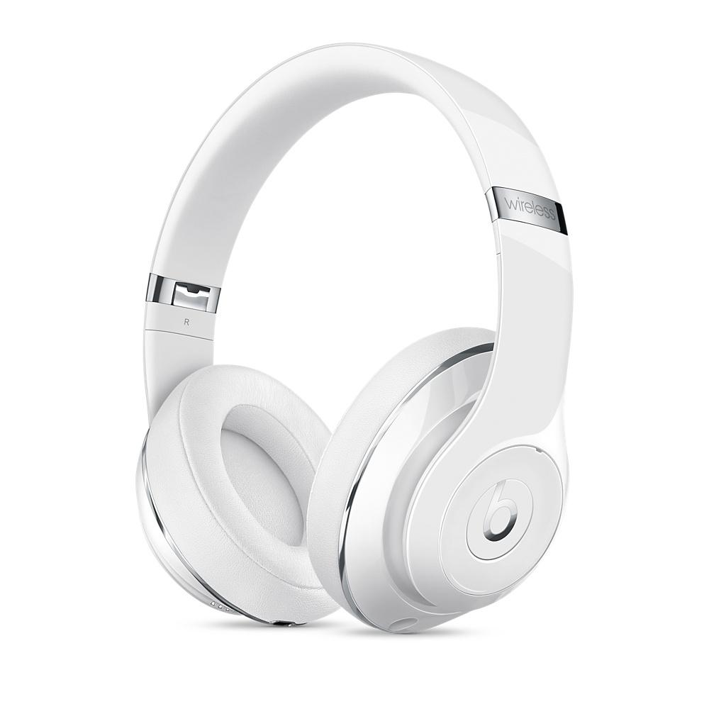 Beats by Dr. Dre Beats Studio auricolare per telefono cellulare  Stereofonico Padiglione auricolare Bianco Cablato 4b78cdefad87