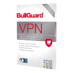 BullGuard VPN 2021 (Retail 5 Pack) -  5 x 6 Device Licences, 1 Year -  PC, Mac, Android & iOS