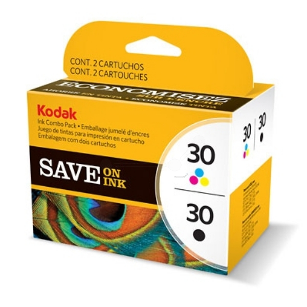 Kodak 3952355 (30B 30C) Ink cartridge multi pack, 335+275 pg, Pack qty 2
