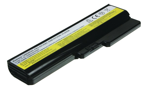 2-Power 11.1v, 6 cell, 57Wh Laptop Battery - replaces 57Y6527