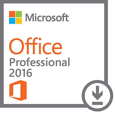 Microsoft Office Professional 2016 1user(s) Multilingual